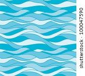 seamless abstract vector... | Shutterstock .eps vector #100047590