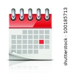 vector illustration of detailed ...   Shutterstock .eps vector #100185713
