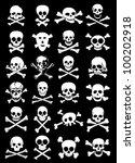 Skulls   Corssbones Vector...
