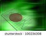 target   Shutterstock . vector #100236308