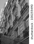 balconies | Shutterstock . vector #100255490