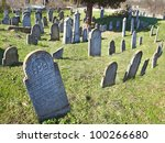 Old Jewish Cemetery With The...