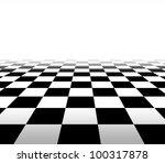 Checkered Background Floor...