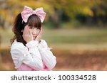 Japanese In Sweet Lolita...