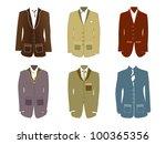 men style | Shutterstock .eps vector #100365356