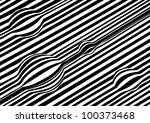 vector illustration of black...