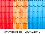 The Colorful Roof Metal