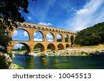 Pont Du Gard Is A Part Of Roman ...