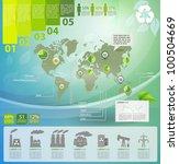 detail infographic vector... | Shutterstock .eps vector #100504669