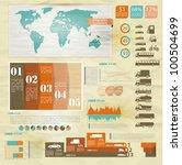 detail infographic vector... | Shutterstock .eps vector #100504699