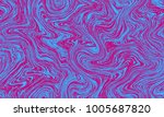 seamless marble pattern texture ... | Shutterstock .eps vector #1005687820