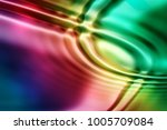 colorful ripple background | Shutterstock . vector #1005709084