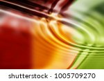 colorful ripple background | Shutterstock . vector #1005709270