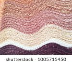 colorful palm weaving hat. | Shutterstock . vector #1005715450