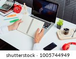 businessman hands holding... | Shutterstock . vector #1005744949