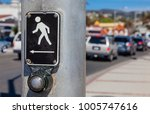 Pedestrian Crosswalk Button