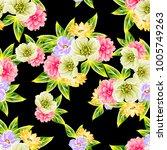 abstract elegance seamless...   Shutterstock . vector #1005749263