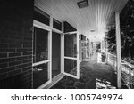 mid century architecture | Shutterstock . vector #1005749974
