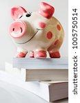economy and finance   savings...   Shutterstock . vector #1005750514
