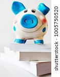 economy and finance   savings...   Shutterstock . vector #1005750520