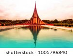national martyrs memorial at... | Shutterstock . vector #1005796840