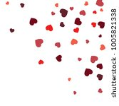 vector confetti background... | Shutterstock .eps vector #1005821338