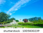 the world class heritage of... | Shutterstock . vector #1005830239