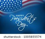 illustration of happy... | Shutterstock .eps vector #1005855574