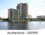 ft lauderdale high rise | Shutterstock . vector #100590