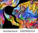 colors in us series. interplay... | Shutterstock . vector #1005982414