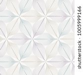 linear vector pattern ... | Shutterstock .eps vector #1005999166