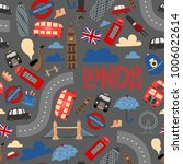 London Seamless Pattern....
