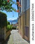 menaggio town  lake como  italy | Shutterstock . vector #1006027444