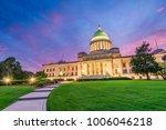little rock  arkansas  usa at... | Shutterstock . vector #1006046218