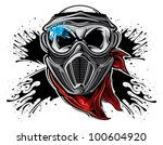 paintball | Shutterstock .eps vector #100604920