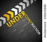 illustration of under... | Shutterstock .eps vector #100610680