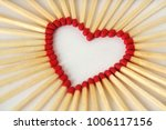 Heart Made Of Matches   Love...