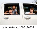 happy asian thai family of... | Shutterstock . vector #1006124359