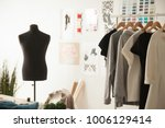 fashion creative design studio... | Shutterstock . vector #1006129414