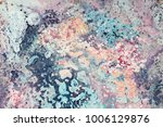 creative abstract hand painted... | Shutterstock . vector #1006129876