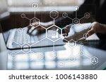industry 4.0 concept  smart... | Shutterstock . vector #1006143880