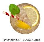 fresh cocktail lemonade  honey... | Shutterstock . vector #1006146886