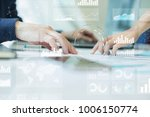 business process and strategy... | Shutterstock . vector #1006150774