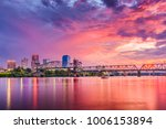 little rock  arkansas  usa... | Shutterstock . vector #1006153894