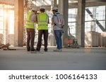 group of construction engineer... | Shutterstock . vector #1006164133