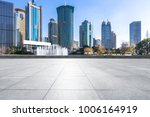 empty floor with panoramic... | Shutterstock . vector #1006164919