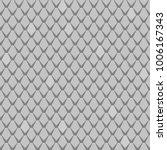 snake skin texture  vector... | Shutterstock .eps vector #1006167343