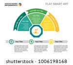 three financial steps slide... | Shutterstock .eps vector #1006198168