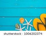 summer concept background  ...   Shutterstock . vector #1006202374