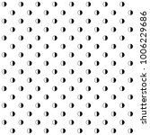 black and white circles pattern ... | Shutterstock .eps vector #1006229686